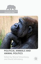 Political Animals and Animal Politics cover