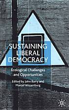 Sustaining Liberal Democracy